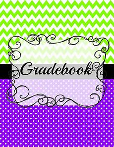 Gradebook Cover Shutters Amp Scribbles Manic Monday Freebie Gradebook Covers