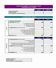 Account Template 12 Profit And Loss Templates In Excel Free Amp Premium
