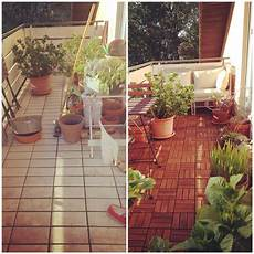 makeover my balcony before and after my trip to ikea