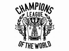 Champion Designs Champions League Tshirt Design