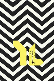 chevron iphone 5 wallpaper iphone 5 wallpaper chevron younglife black yellow