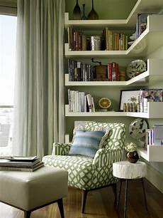 30 clever ideas small corner shelves for living room design