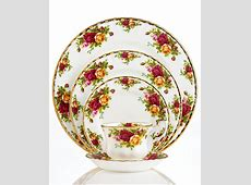 Royal Albert Old Country Roses Dinnerware Collection