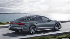 best 2019 audi s7 engine performance and new engine 2019 audi s7 sportback tdi color daytona grey rear