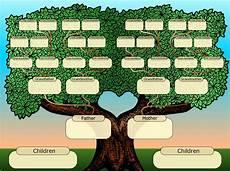Family Tree Templates Online 40 Family Tree Template Online Family Tree Printable