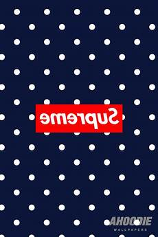 Supreme Live Wallpaper Iphone by New Supreme Polka Dot Pattern Wallpapers For Iphone And