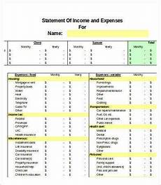 Monthly Expenses Excel Sheet Format Excel Expense Templates 12 Free Excel Documents Download