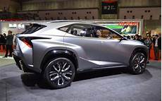 Nowy Lexus Nx 2019 by Lexus Lf Nx Turbo A Concept One Step Closer To Reality 3 11
