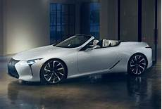 2019 lexus convertible 2019 lexus lc convertible concept debut specs review 0