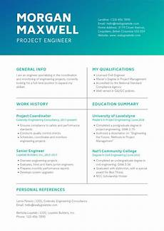 Personalized Resumes Create Your Own Personalized Resume Engineering Resume