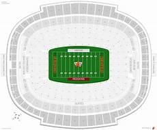 Washington Redskins Seating Chart Fedex Field Washington Redskins Seating Guide Fedexfield