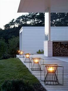 steel baskets boo open outdoor fireplace by