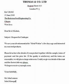 inquiry letter and order letter hendri purwanto