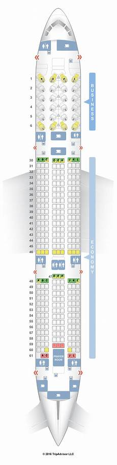 Lot Airlines Seating Chart Seatguru Seat Map Saudia Boeing 787 9 789
