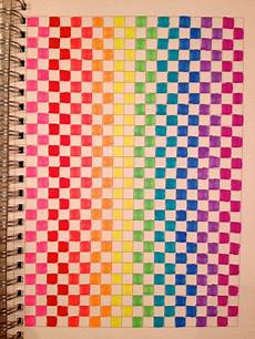 Cool Designs With Graph Paper Pixel And Marker Drawings Graph Paper Drawings Graph