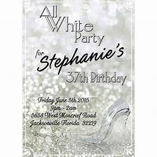 All White Party Invitations Templates All White Party Birthday Party Ideas Photo 1 Of 9