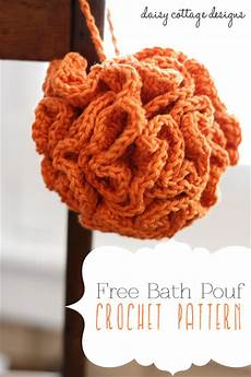 Daisy Cottage Designs Bath Pouf Daisy Cottage Designs Bath Pouf Crochet Pattern