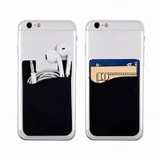 credit card sleeve for phone phone cell phone back cover holder wallet for credit