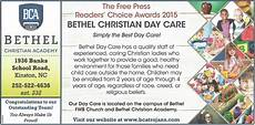 Home Daycare Ads Daycare Ad Bethel Christian Academy