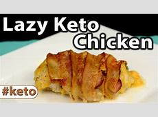 Lazy Keto Chicken   Keto Dinners   Caveman Keto   YouTube