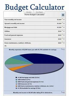 Budet Calculator The Free Mortgage Calculator You Need And Didn T Know