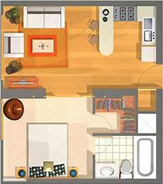 small apartment plans 40m2 home plans design free home