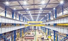 Commercial Lighting Industries Industrial Led Lighting Solutions Amp Luminaires By Bajaj