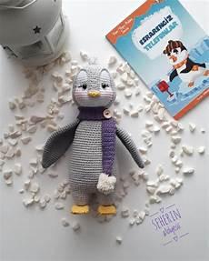 amigurumi penguen pingu yapımı penguen hayvan desenleri