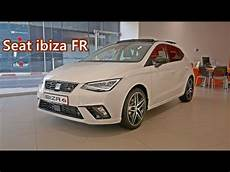 2019 seat ibiza seat ibiza fr with fresh styling interior and exterior