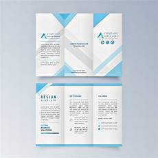 Template For Brochure Free Free 24 Free Brochure Design Examples In Vector Eps