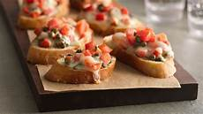 crostini recipe from betty crocker