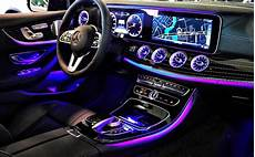 C Class Ambient Lighting 2019 2020 Mercedes Glc Ambient Lighting 2020 Mercedes