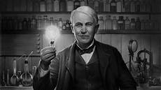 Thomas Edison Light Bulb Light Bulb Highbrow