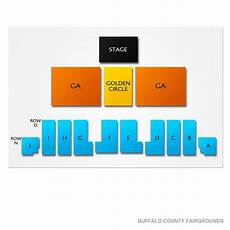Sonoma County Fairgrounds Seating Chart Buffalo County Fairgrounds Seating Chart Vivid Seats