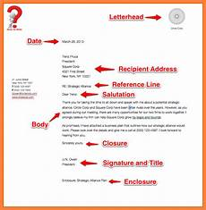 Simple Business Letter How To Write A Business Letter For A Company With Example