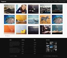 Gallery Template 28 Best Gallery Style Blog Templates Amp Themes Free