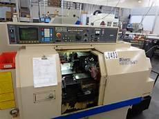 Cnc Turning Center Miyano Bnc 34t Cnc Lathe Amp Barfeed