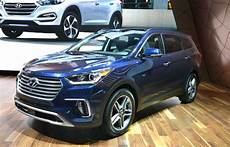 2019 hyundai 8 passenger the upcoming 2019 hyundai santa fe is a midsize 7