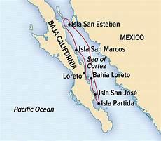 Baja Charts Exploring The Sea Of Cortez Baja Cruise Adventuresmith