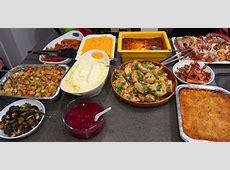 Tasty Eating: Thanksgiving Dinner