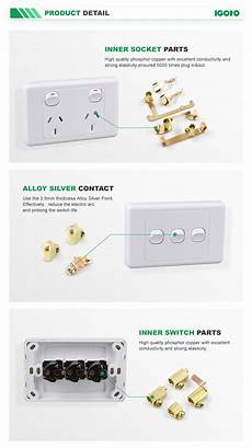 Touch Light Switch Nz Saa Approval Electrical Newzeland Standards Wall Touch