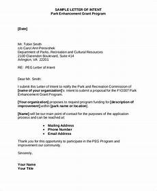 Letter Of Intent For Loan Application Free 60 Letter Of Intent In Pdf Ms Word Pages