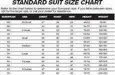 Squat Suit Size Chart Size Charts Saferacer
