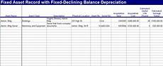 Asset Record Template Fixed Asset Disposal Form Excel Template124