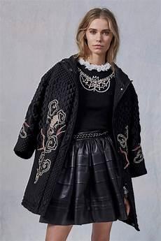 guardaroba donna ermanno scervino la moda donna pre fall 2017 attinge al