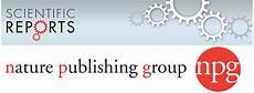 Scentific Report Scientific Reports Logo