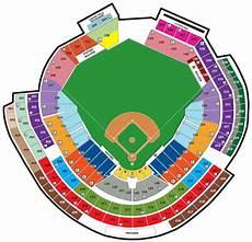 Washington Nats Stadium Seating Chart Nationals Ball Park Seating Chart And Parking Information