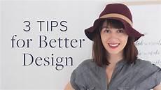 Better Designer 3 Ways To Design Better Brand Graphics Youtube