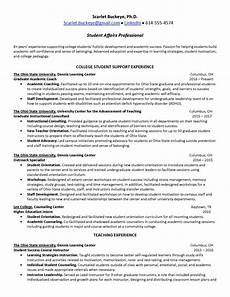 Cover Letter In A Resumes Resumes And Cover Letters Ohio State Alumni Association
