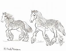 s free coloring pages horses coloring page